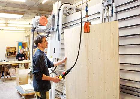 ab goerk tischlerei rengsdorf holzbau abus kransysteme elektro kettenzuege abucompact gmc anwendungsbeispiel 3